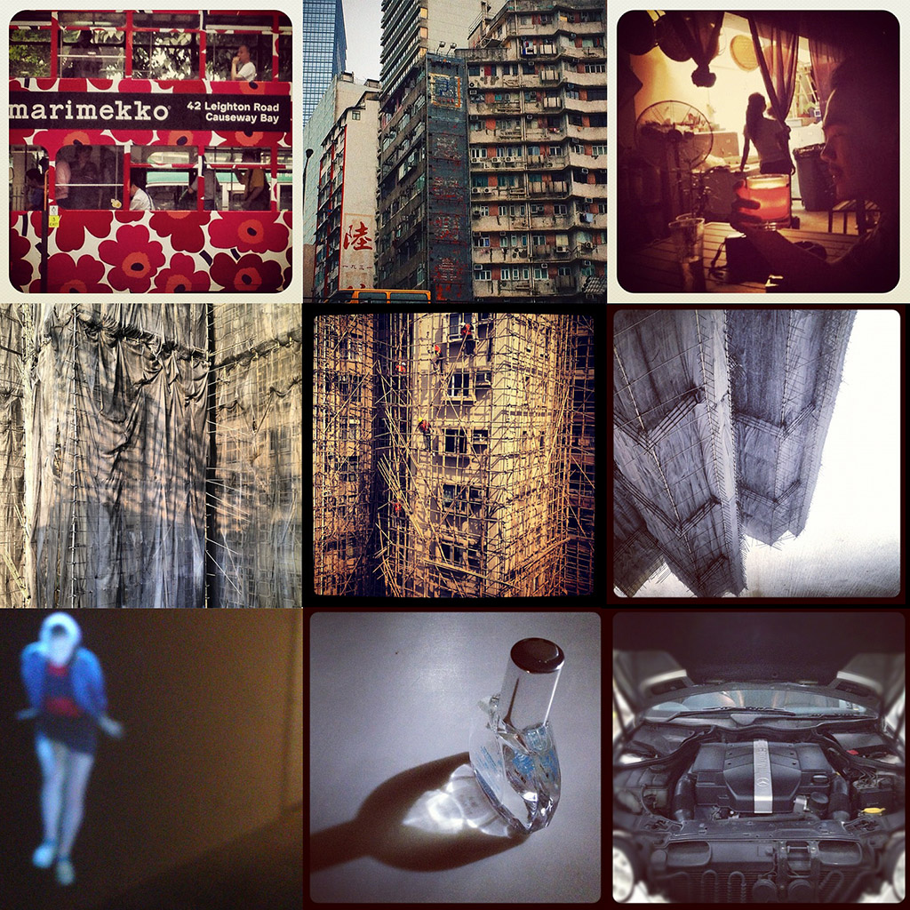 instagram grid9 C iPhone 攝影術   培养破格思维