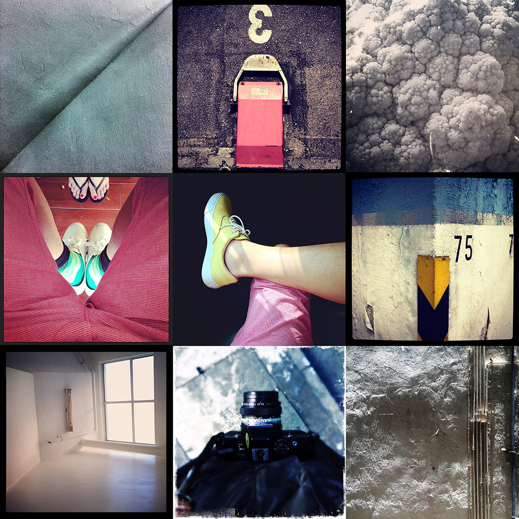 instagram grid9 D iPhone 攝影術   培养破格思维