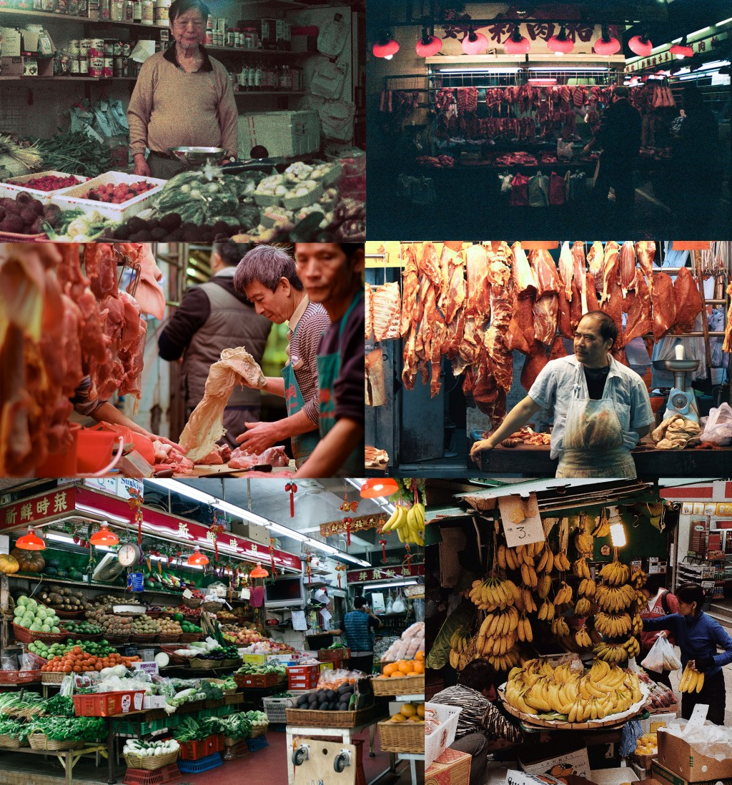 Market 6Camerasb 1024x1098 5 Food Markets of Hong Kong   with 6 cameras